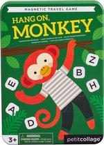 Petit Collage Magnetisch Spel Hang on Monkey Galgje