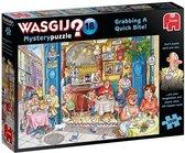 Wasgij Mystery 18 Een Snelle Hap! - Legpuzzel 1000 Stukjes