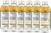 Garnier Skinactive Face SkinActive - Micellair Reinigingswater voor Langhoudende en Waterproof Make-up - 6 x 400ml – Reinigingswater - Voordeelverpakking