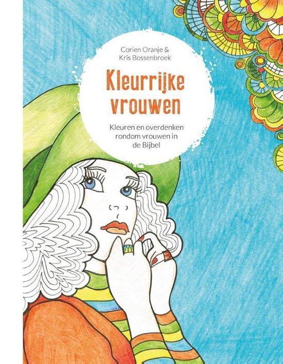Kleurrijke vrouwen - Corien Oranje pdf epub