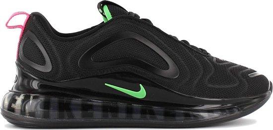 Nike Air Max 720 - Big Logos - CQ4614-001 Heren Sneakers Sportschoenen  Schoenen Special-Edition Zwart - Maat EU 45.5 US 11.5