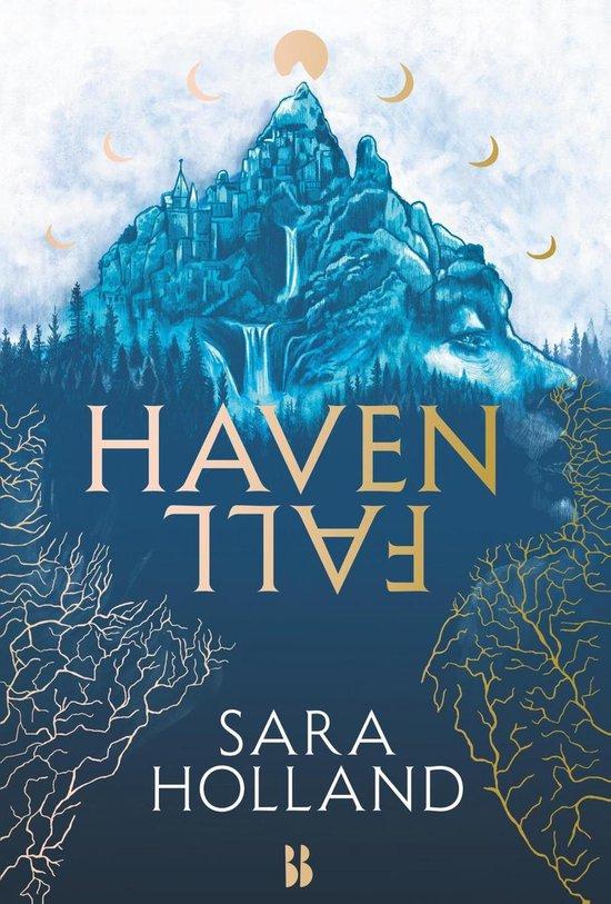 Boek cover Havenfall 1 - Havenfall van Sara Holland (Onbekend)