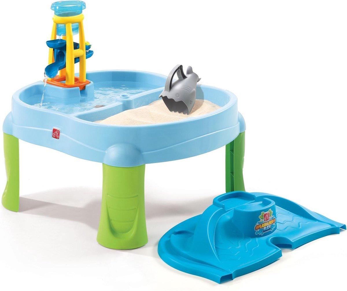 Step2 - zand en watertafel - Splash & scoop - kunststof