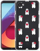 LG Q6 Hoesje Lovely Bears