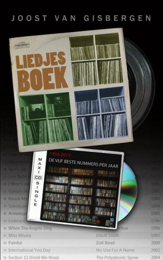 Liedjesboek 1954-2015 - Joost van Gisbergen |