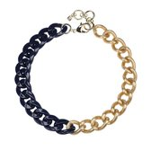 CAMPS & CAMPS - collier - navy
