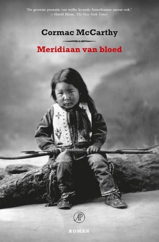 Meridiaan van bloed - Cormac McCarthy  