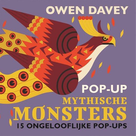 Pop-up Mythische Monsters