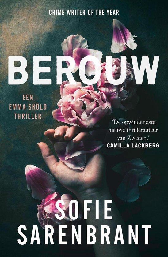 Boek cover Emma Sköld 1 -   Berouw van Sofie Sarenbrant (Paperback)