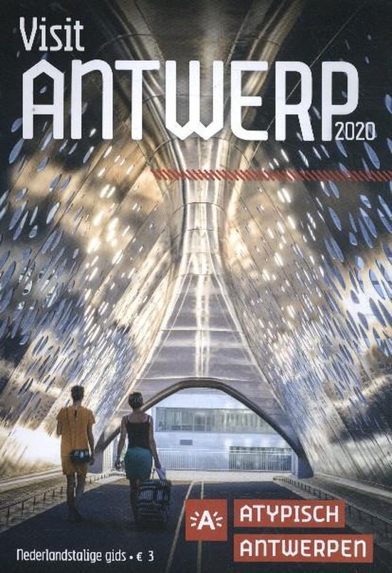 Visit Antwerp Guide 2020 - none pdf epub