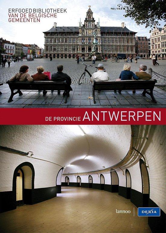 Cover van het boek 'Provincie Antwerpen'
