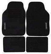 Dunlop Universele automatten (4 delig) - Zwart