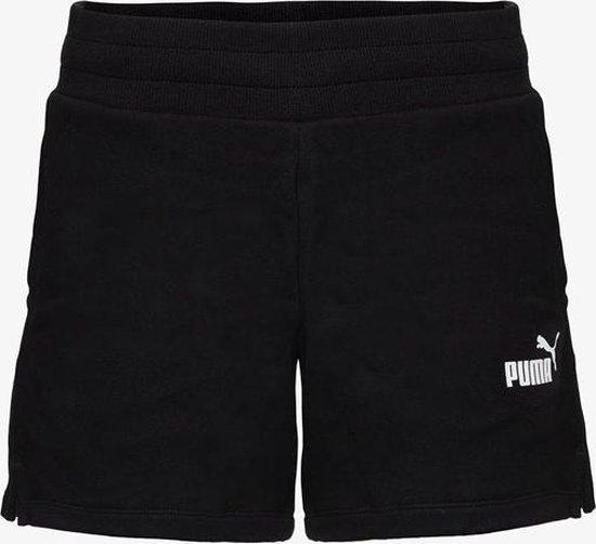 bol.com | Puma Essential dames sport short - Zwart - Maat XL