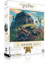 Shrieking Shack - NYPC Harry Potter Collectie Puzzel 500 Stukjes