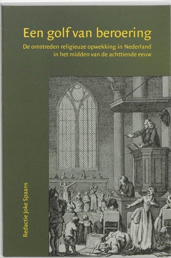 Amsterdamse Historische Reeks Grote Serie 25 - Een golf van beroering - none |