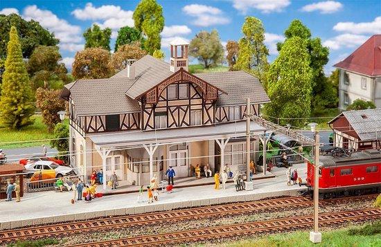 Faller station Beinwil   H0