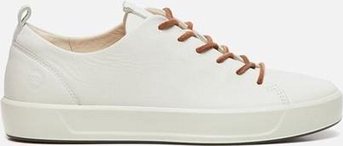 Ecco Soft 8 W sneakers wit - Maat 40