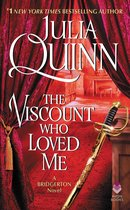 Boek cover The Viscount Who Loved Me van Julia Quinn (Onbekend)