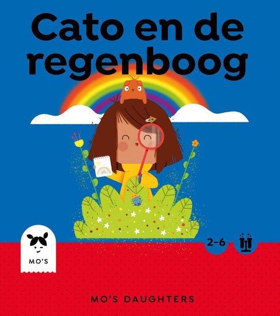 Mo's Daughters Scientist - Cato en de regenboog - Marjolijn Hovius  