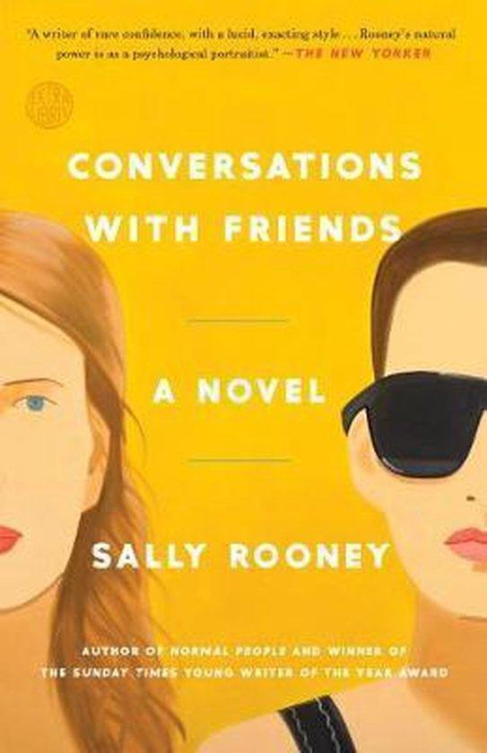 Omslag van Conversations with Friends