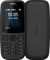 Nokia 105 Neo - 4MB - Zwart - Dual sim