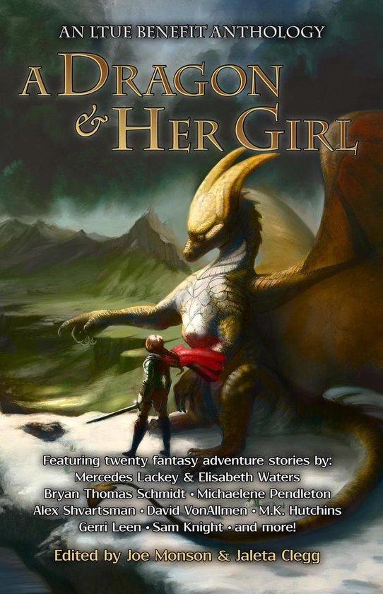 Boek cover A Dragon and Her Girl van Max Florschutz (Onbekend)