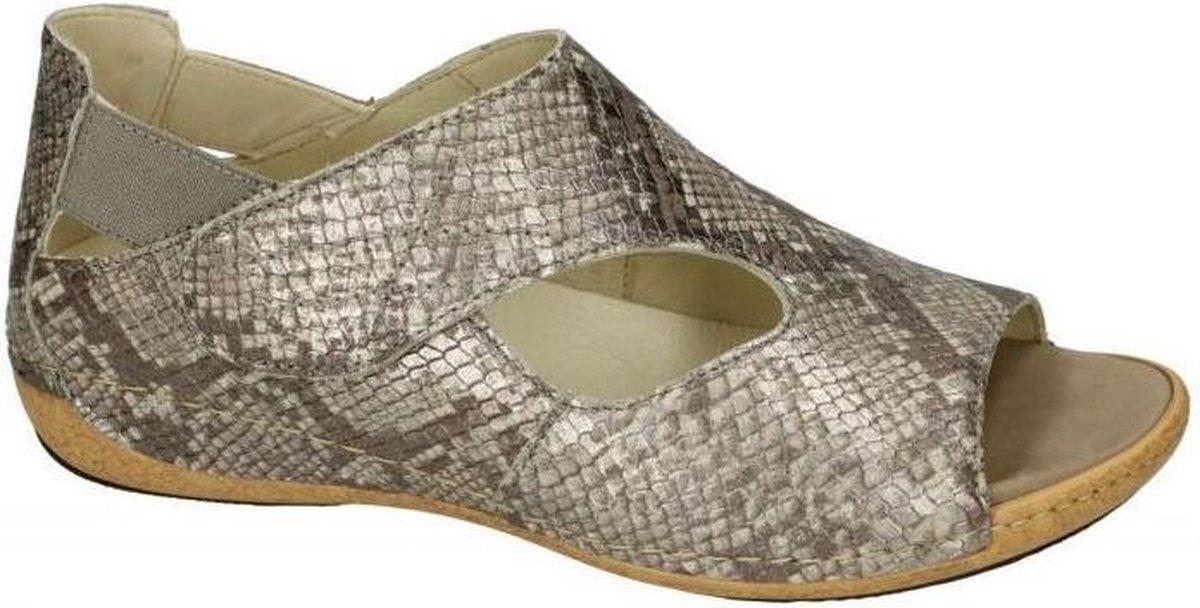 Waldlaufer -Dames -  brons - sandalen - maat 38,5