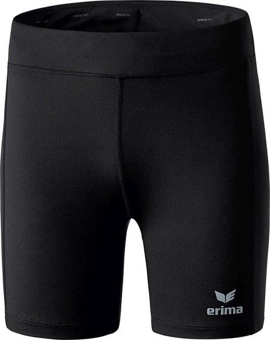 Erima Performance Dames Running Short - Shorts  - zwart - 38
