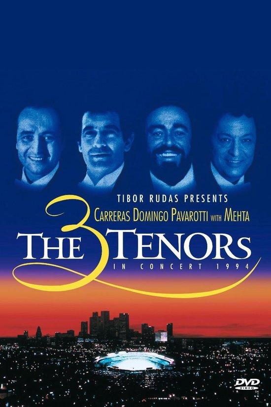 Cover van de film '3 Tenors - In concert 1994'