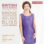 British Violin Sonatas Vol. 2