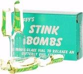 Stinkbommen fopartikelen 6 stuks