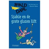 Boek cover Sjakie en de grote glazen lift van Roald Dahl (Paperback)