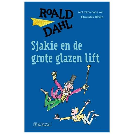 Sjakie en de grote glazen lift - Roald Dahl |