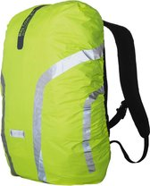 Wowow Bagcover 2.2 - waterdichte rugzakhoes 25 L met reflectie