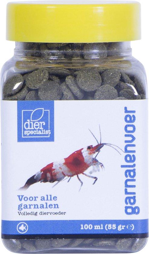Dierspecialist garnalenvoer - 100 ml