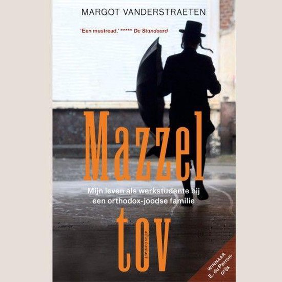 Mazzel tov - Margot Vanderstraeten |