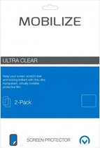 Mobilize Universal Clear 2-pack Screen Protector for Tablets and Laptops 20x28cm