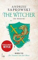 Boek cover The Witcher 7 - The Witcher - De Vrouwe van het Meer van Andrzej Sapkowski