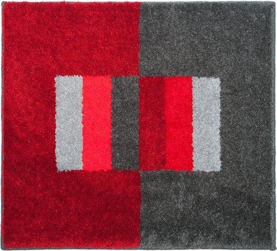 Elba - Bidetmat - 50x60cm - Red - Casilin