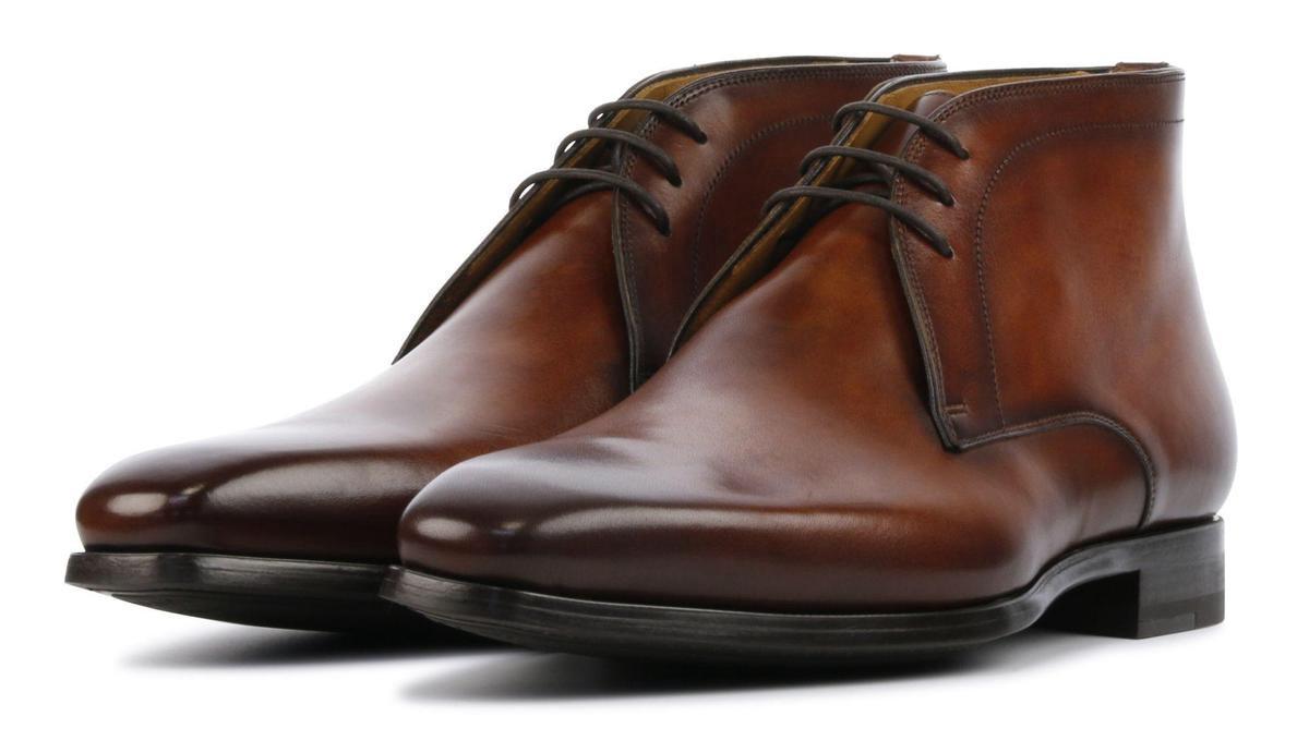 Magnanni Mannen Boots -  20105 led - Cognac - Maat 43 1/2 Boots