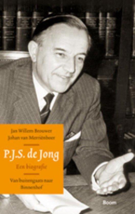 P.J.S. de Jong - Jan Willem Brouwer  