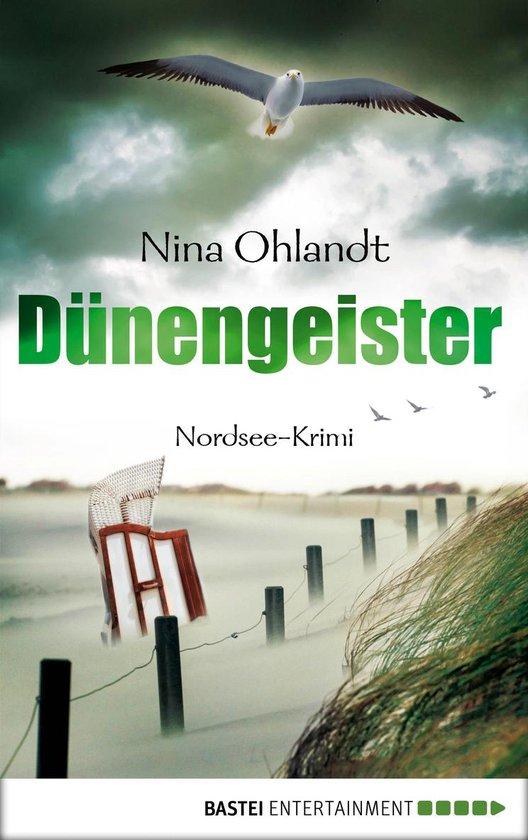 Boek cover Dünengeister van Nina Ohlandt (Onbekend)