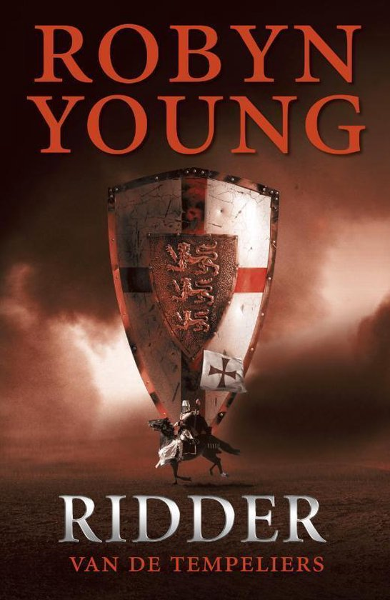 Ridder Van De Tempeliers - Robyn Young |