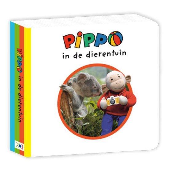 Pippo - Pippo in de dierentuin - Marianne Vilcoq |