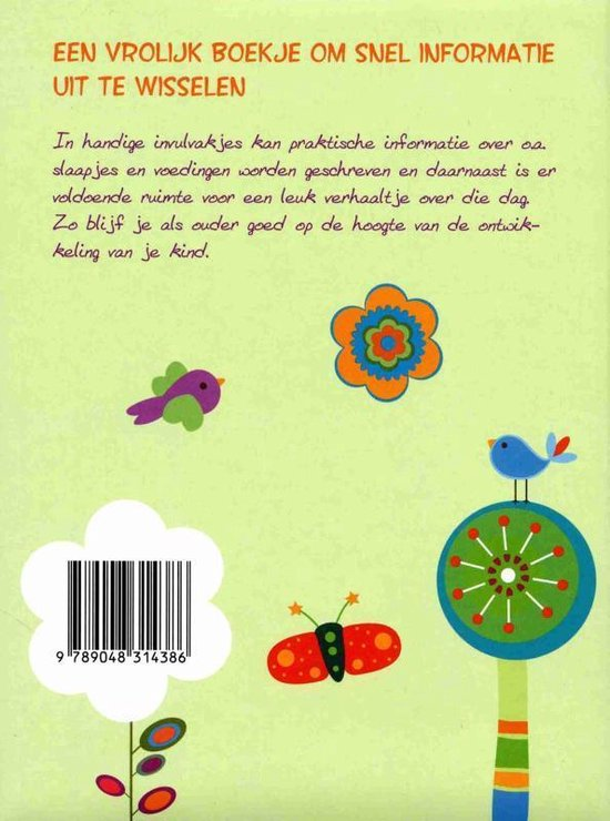 Het creche- en oppasboek - Katrien Vandewoude
