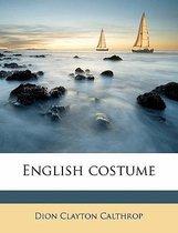 English Costume