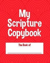 My Scripture Copybook