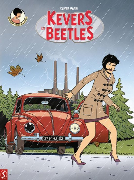 De autoreportages van Margot 5 - Kevers en Beetles - Olivier Marin |
