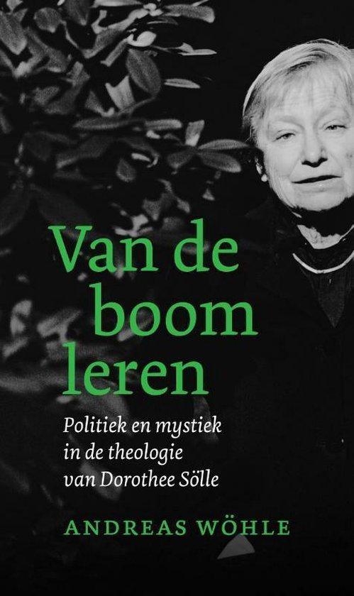 Boek cover Vereniging Theologie en Maatschappij  -   Van de boom leren van Andreas Wöhle (Paperback)