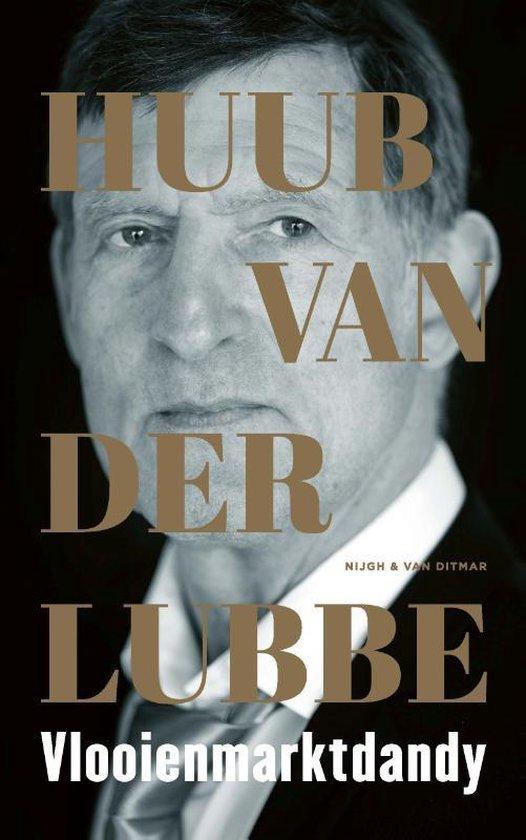 Boek cover Vlooienmarktdandy van Huub van der Lubbe (Paperback)